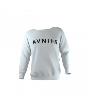 Avnier Basic Crewneck White