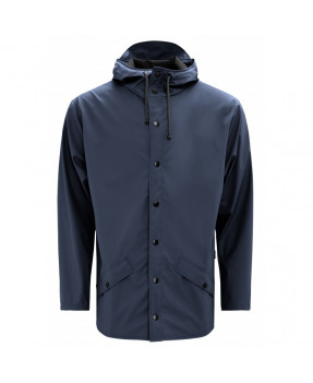 RAINS JACKET 1201 BLUE