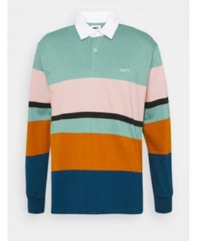 OBEY BENNY POLO L/S