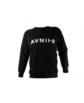 Avnier Basic Crewneck Black