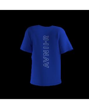 Avnier T-s Blue Vertical Back