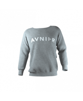 Avnier Basic Crewneck Grey