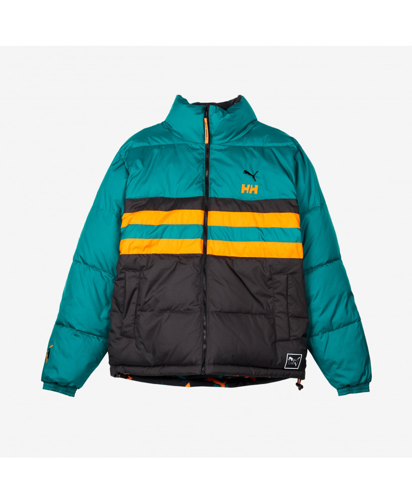 Puma X Hh Jacket Tea Green Reversible