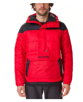 COLUMBIA CHALLENGER RED/BLACK