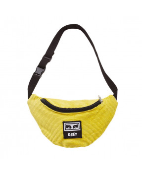 OBEY WASTED HIP BAG MELLOW...