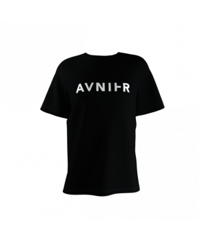 Avnier Tee-shirt Basic Black