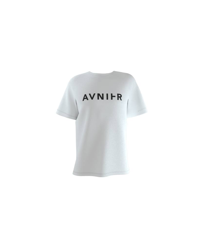 Avnier Tee-shirt Basic White