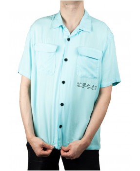 EDWIN GARAGE SHIRT ANGEL BLUEE