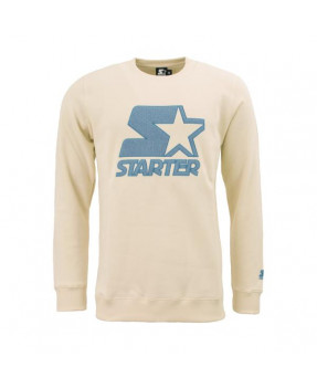 STARTER SWEAT SHAQ GREY DENIM