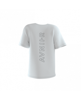 Avnier Tee-shirt Vertical Back White